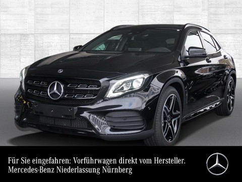 Mercedes GLA 250 4Matci AMG Exclusiv Night Carbon