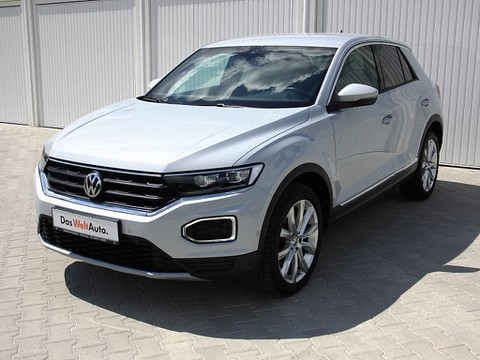 Volkswagen T-Roc Sport beats