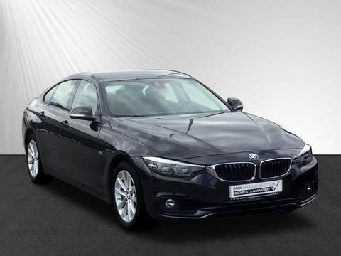 BMW 435 Gran Coupe xDrive D SAG Sport Line