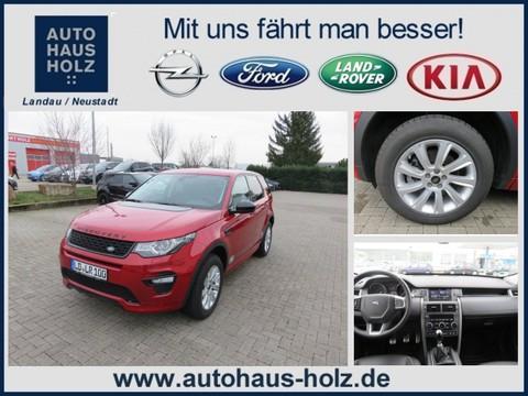 Land Rover Discovery Sport SE 2-Zonen-KlimaAT