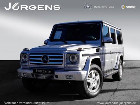 Mercedes G 350 L Exklusiv