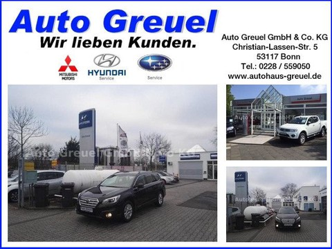 Subaru OUTBACK 2.5 i Lineartronic Active TOP