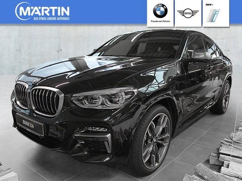 BMW X4 M40 d ° Adapt Komfortzg H&K