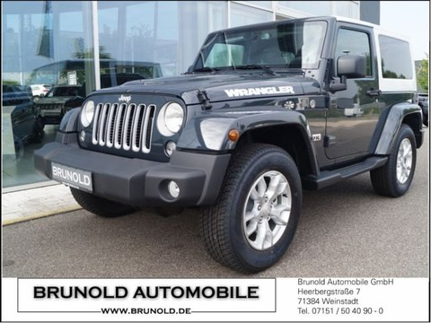 Jeep Wrangler 2.8 MY18 JK Edition lCRD 147kW (200PS)