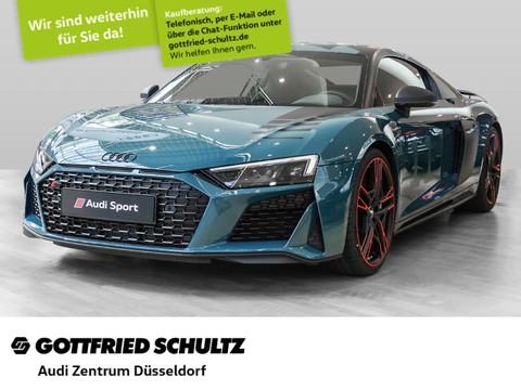 Audi R8 Green Hell Coupe V10 Performance 11 von Weltweit Sammlerobjekt Hommage an den LMS