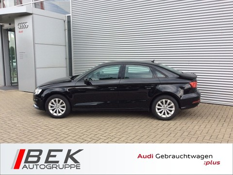 Audi A3 1.6 TDI Limousine Attraction