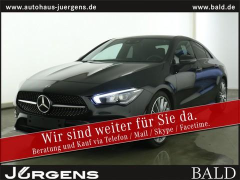 Mercedes-Benz CLA 180 Coupé AMG-Sport Prem Night