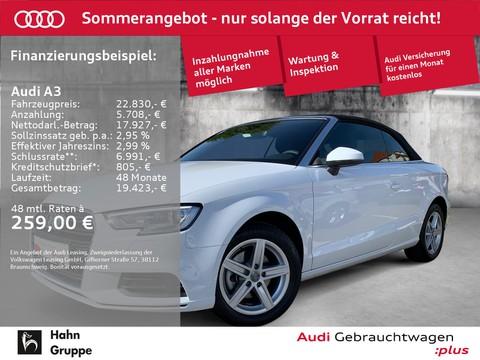 Audi A3 1.4 TFSI Cabriolet