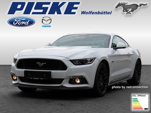 Ford Mustang 5.0 GT Fastback Premium 2