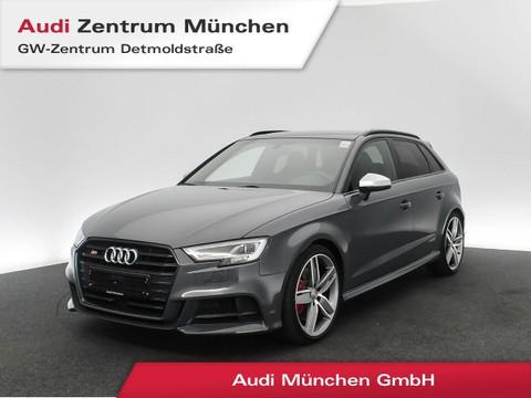 Audi S3 Sportback TFSI qu S-Sitze