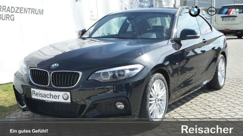 BMW 220 i A Coupé