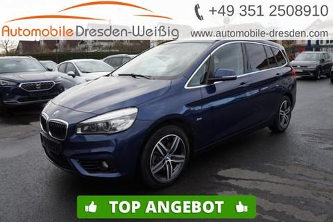 BMW 218 Gran Tourer d Sport Line