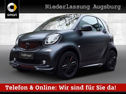 smart ForTwo coupé 52kW passion BRABUS tailor made