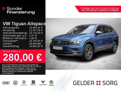 Volkswagen Tiguan 2.0 TDI Allspace Highline Connect 18Z