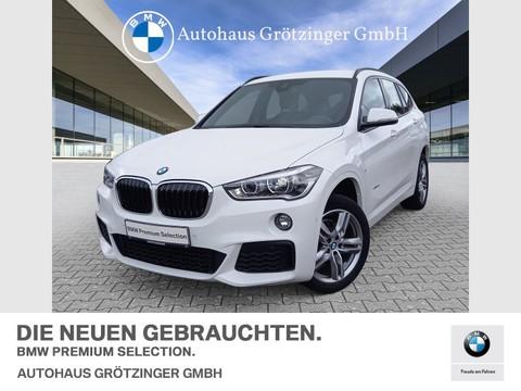 BMW X1 sDrive18d M-SPORTPAKET