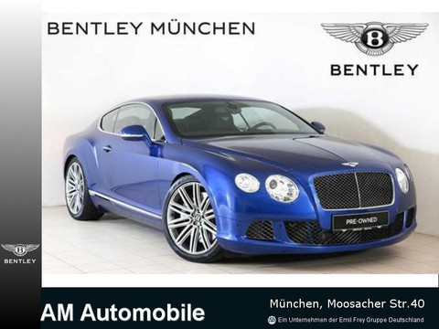Bentley Continental GT Speed Mulliner RÃŒckfahrkamer