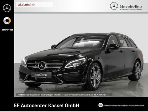 Mercedes C 180 T AMG Line