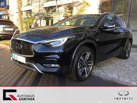 Infiniti QX30 2.0 t AWD LUXE TECH in Vollausstattung