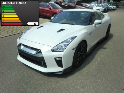 Nissan GT-R Prestige Edition MY2018 AppleCarPlay Brilliant White
