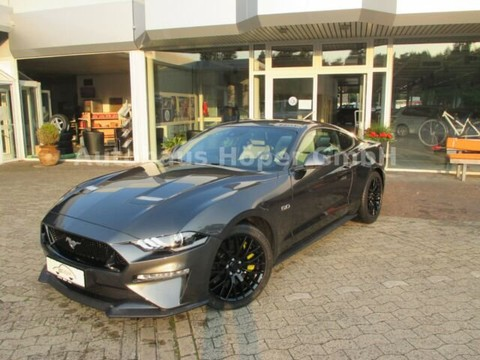 Ford Mustang 5.0 Ti-VCT GT V8 Fastback