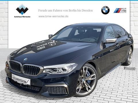 BMW M550 d xDrive Limousine Gestiksteuerung