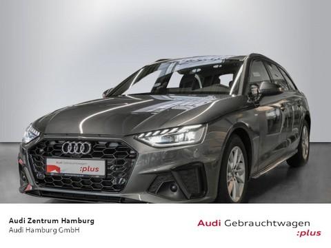 Audi A4 Avant 40 TDI S line AMBIENTE