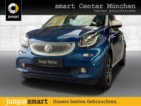 smart ForFour 66kW