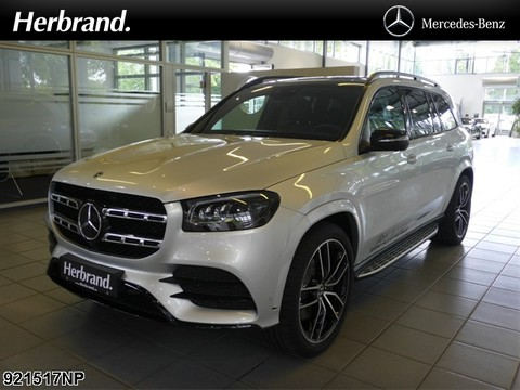 Mercedes-Benz GLS 400 d
