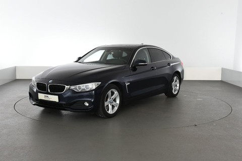 BMW 428 Gran Coupe Advantage Schn