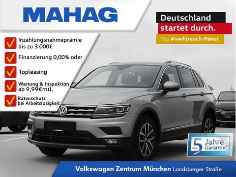 Volkswagen Tiguan 1.5 TSI Comfortline - Side Plus Display 3-Zonen Tiguan 1 5actCLOPFFR 96 TSIM6F