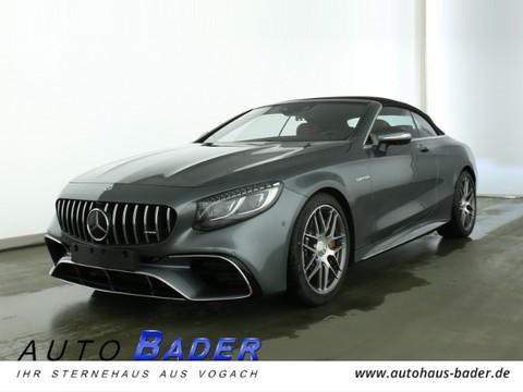 Mercedes-Benz S 63 AMG Cabrio HighEnd Exclusiv
