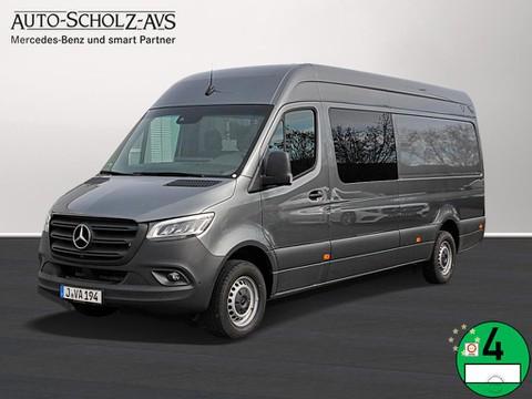 Mercedes-Benz Sprinter 316 Kombi 1 MBUX
