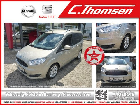 Ford Tourneo Courier 1.6 TDCi -