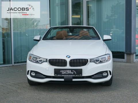 BMW 428 i Cabriolet Automatik xDrive Luxury el