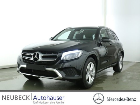 Mercedes GLC 220 d EXCLUSIVE Exterieur