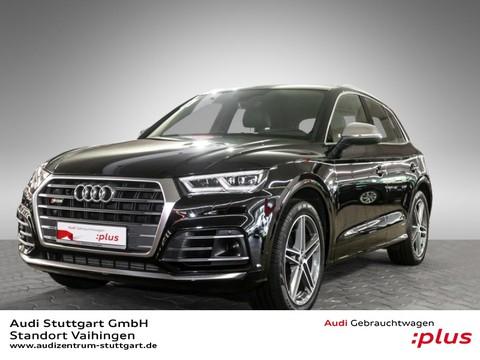 Audi SQ5 3.0 TFSI quattro Magnetic VC Technology