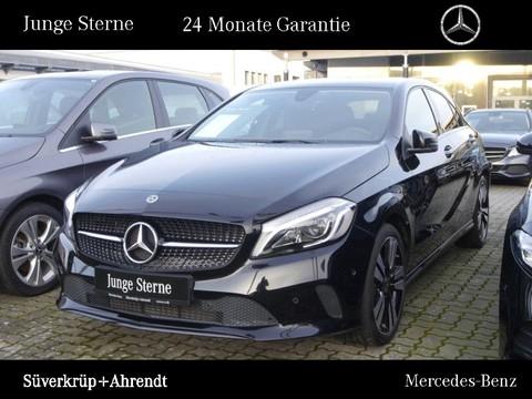 Mercedes-Benz A 180 d Urban Night