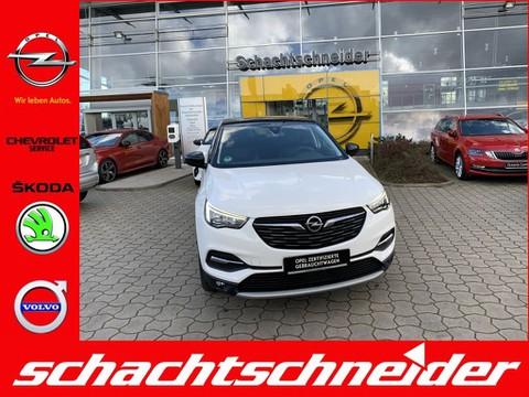 Opel Grandland X 1.2 Opel 2020 Sitze Allwetter
