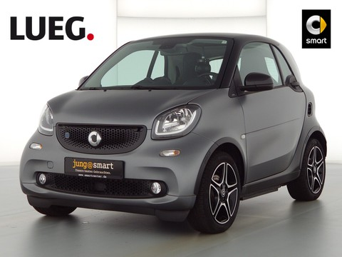 smart EQ fortwo coupe prime Urban-Style