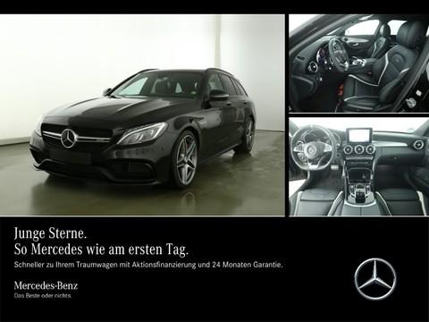 Mercedes C 63 AMG T PanoDach