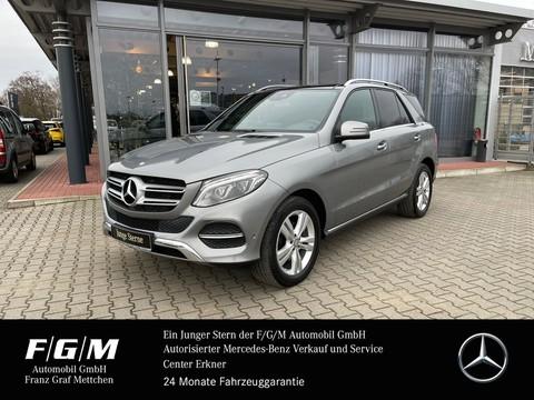Mercedes-Benz GLE 350 d EXCLUSIVE Standheizun