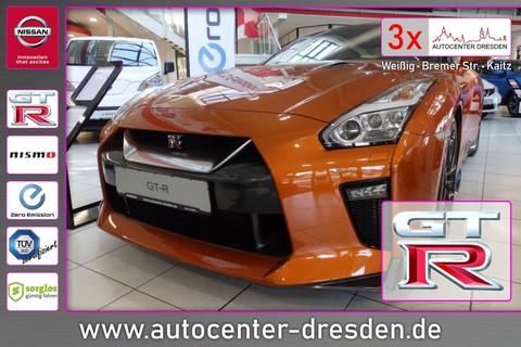 Nissan GT-R Prestige Edition MY18 verfügbar