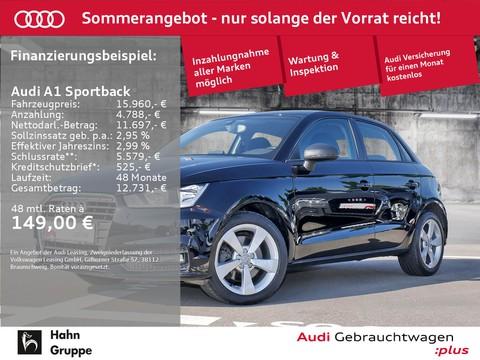 Audi A1 1.4 TFSI Sportback Lich&Regen