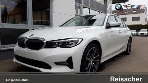 BMW 318 d A Lim