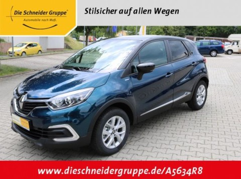 Renault Captur ENERGY TCe 90 Limited