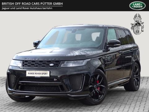 Land Rover Range Rover Sport 3.7 SVR 575PS 1547neu Soft Close