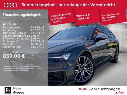 Audi S6 3.0 TDI qu Avant a Tiptrc