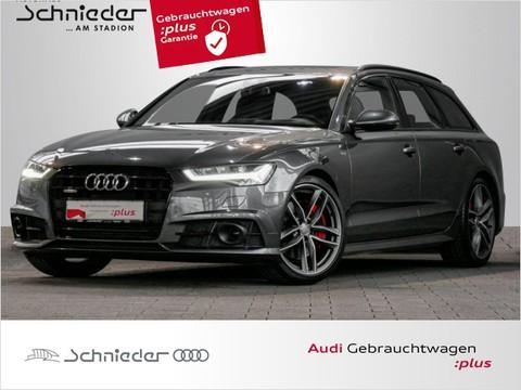 Audi A6 3.0 TDI quattro Avant Competition S Sitze