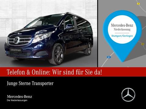 Mercedes-Benz V 220 Lang Park 6b