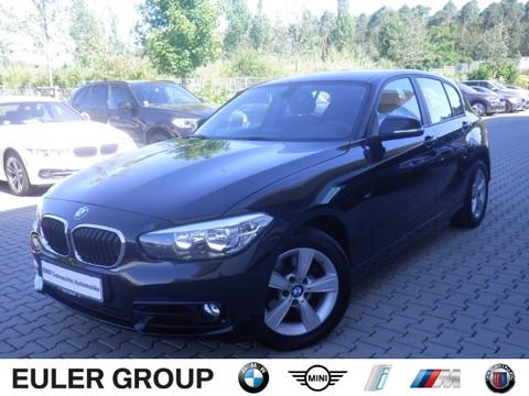 BMW 120 i SportLine Multif Lenkrad
